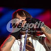 Red Hot Chili Peppers  10-JUN-2004 @ Aerodrom Festival, Wr. Neustadt, Austria  © Thomas Zeidler
