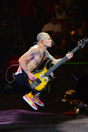 RED HOT CHILI PEPPERS IN PHILADELPHIA