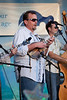 The Dan Tyminski Band in Concert at Hollywood's Annual Red, White and Bluegrass Festival.  The Dan Tyminski Band is Ron Stewart  banjo, fiddle, Adam Steffey mandolin, Barry Bales upright bass, Dan Tyminski, guitar and Justin Moses fiddle, banjo.