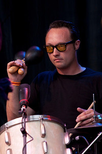 Drummer in JD's band.