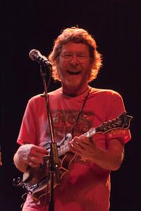 Sam Bush . . . channeling Bob Marley by way of Bill Monroe.