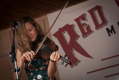 Emily Frantz of Mandolin Orange.