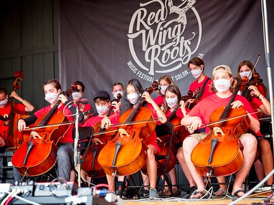 Red Wing Academy in Covid times.