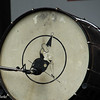 Amy Helm's drum