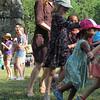 Kids dancing to Leylines