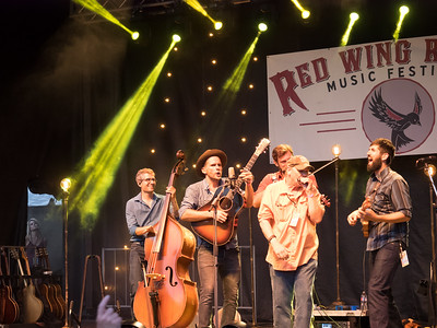 The Steel Wheels & friends
