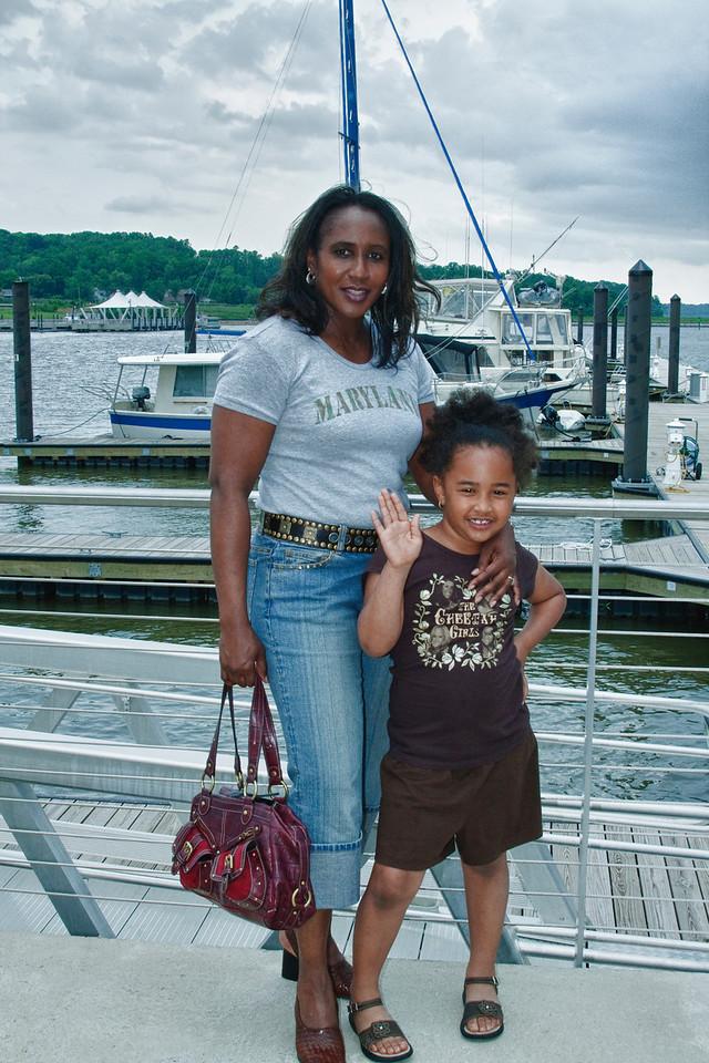 My Beautiful Jamaica Mami and Little Mami
