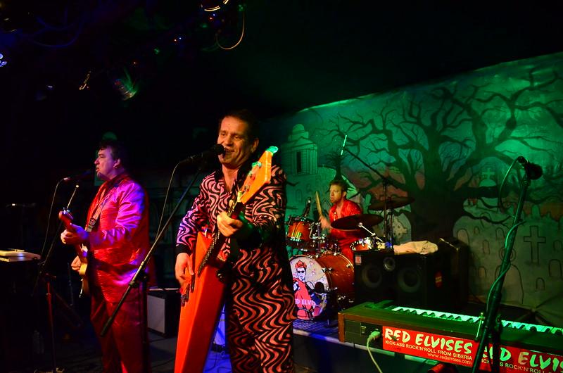 Red Elvises - Skippers - 11-02-13 140