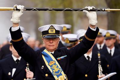 Flaggtrumslagare - Karin Svensson