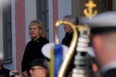 Stopp hos Blekinges landshövding Berit Andnor Bylund