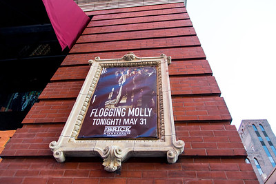 Reverend Peyton's Big Damn Band and Flogging Molly