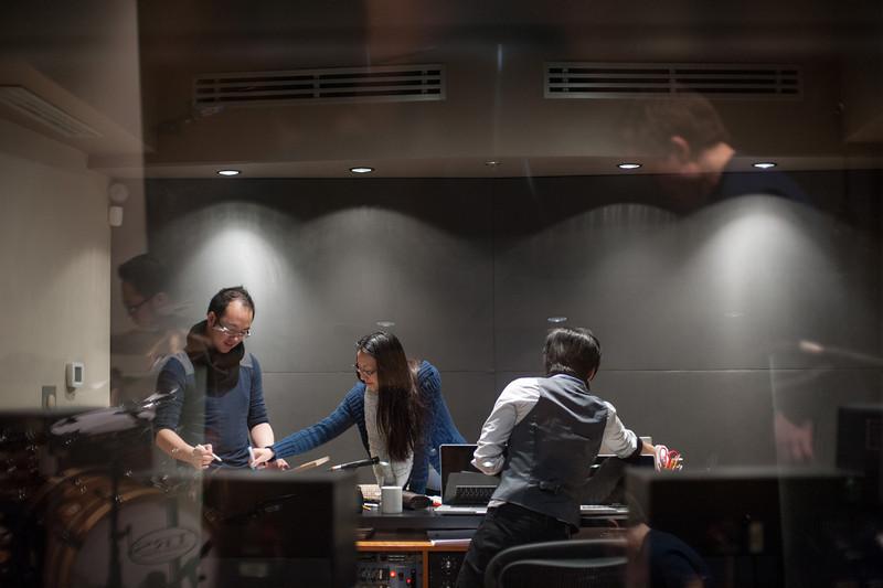 Christopher Luk 2013 - Revolution Recording - Day 1 Studio C - Rewritten Band 012