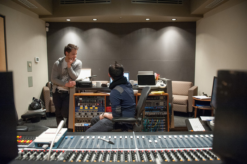 Christopher Luk 2013 - Revolution Recording - Day 1 Studio C - Rewritten Band 017