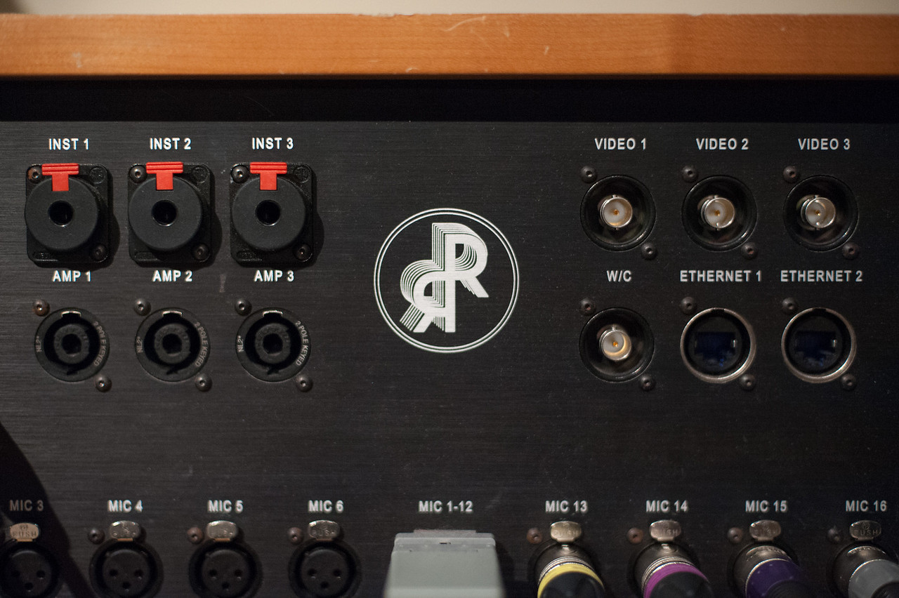Christopher Luk 2013 - Revolution Recording - Day 1 Studio C - Rewritten Band 006
