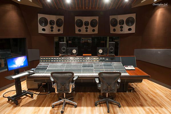 Revolution Recording - Day 2 (Wednesday, February 20, 2013)