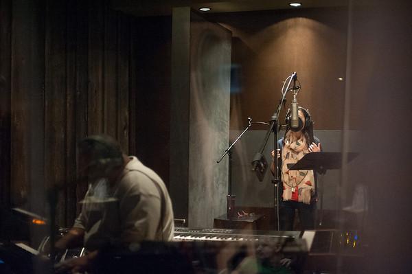 Revolution Recording - Day 3 (Thursday, February 21, 2013)