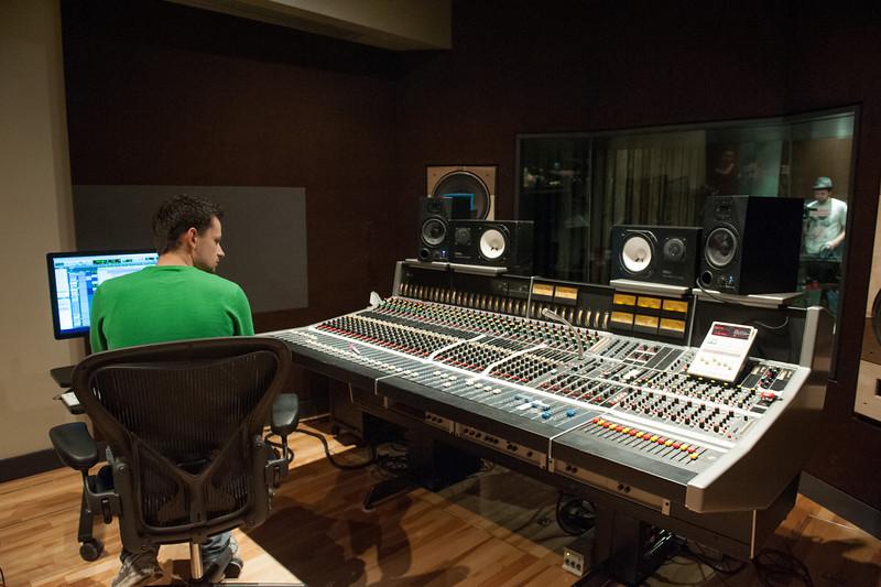 Christopher Luk 2013 - Revolution Recording - Day 3 Studio C 001