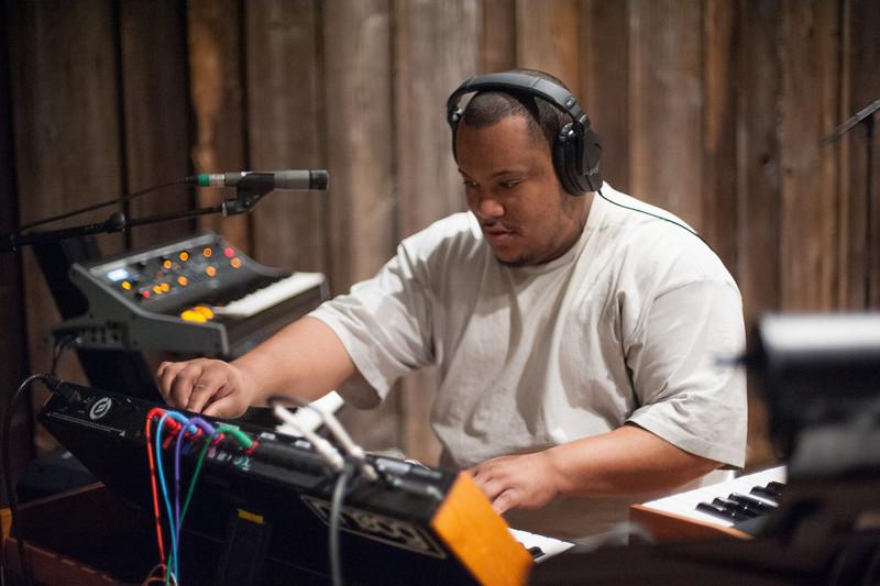 Christopher Luk 2013 - Revolution Recording - Day 3 Studio C 012