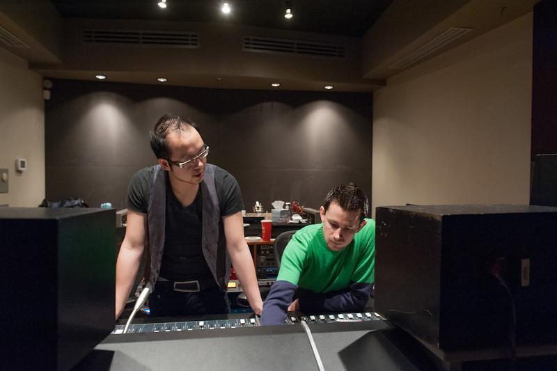 Christopher Luk 2013 - Revolution Recording - Day 3 Studio C 004