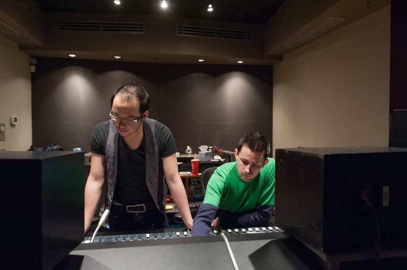 Christopher Luk 2013 - Revolution Recording - Day 3 Studio C 005