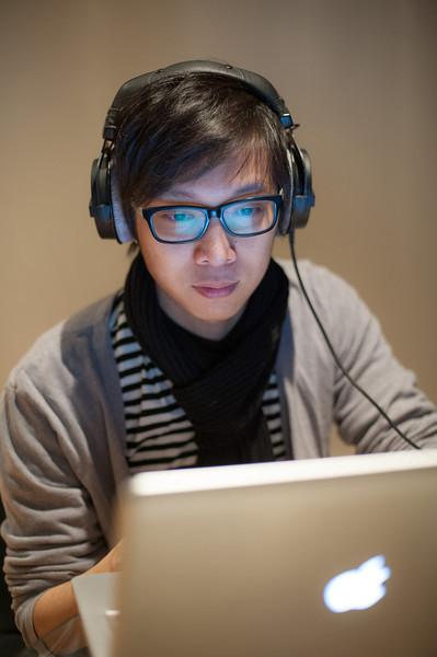 Christopher Luk 2013 - Revolution Recording - Day 3 Studio C - Toronto Wedding Portrait Lifestyle Photographer 014