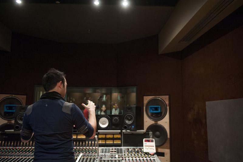 Christopher Luk 2013 - Revolution Recording - Day 5 Studio C 022