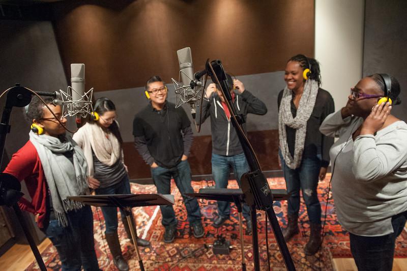 Christopher Luk 2013 - Revolution Recording - Day 5 Studio C 006