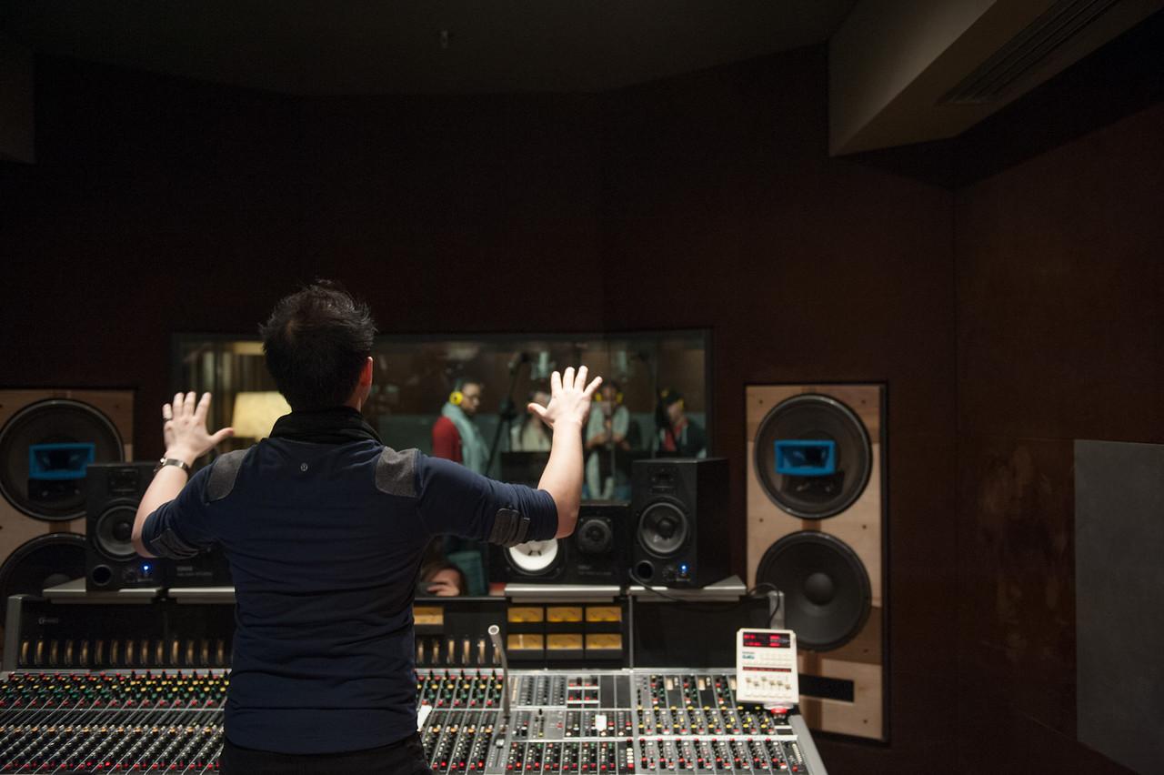 Christopher Luk 2013 - Revolution Recording - Day 5 Studio C 021