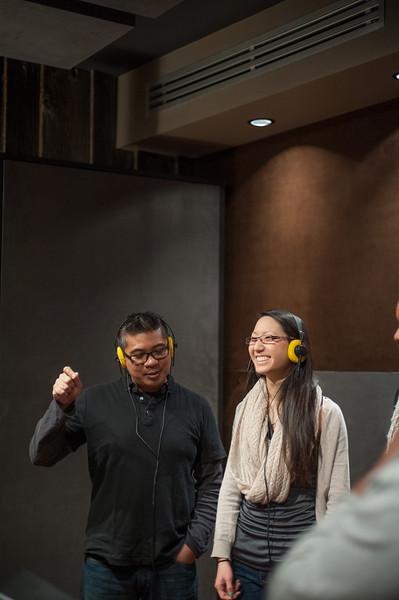 Christopher Luk 2013 - Revolution Recording - Day 5 Studio C 011