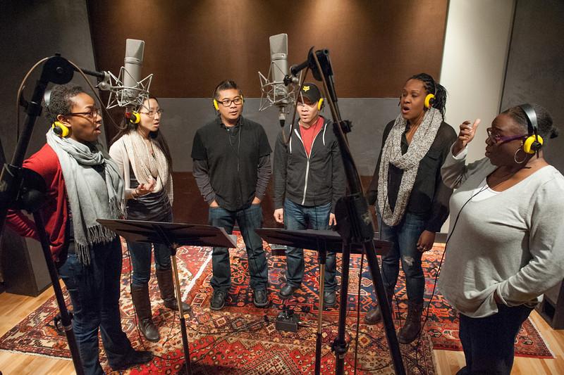 Christopher Luk 2013 - Revolution Recording - Day 5 Studio C 007