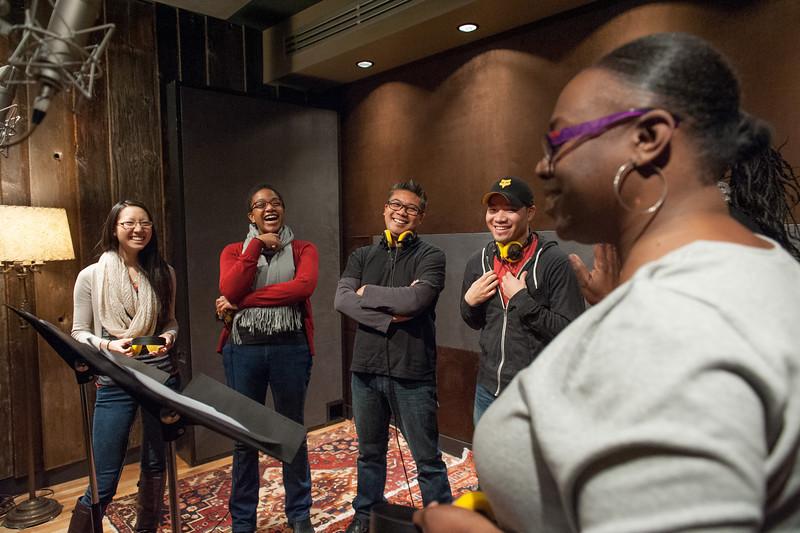 Christopher Luk 2013 - Revolution Recording - Day 5 - University of Toronto Gospel Choir and Lisa Toussaint - Toronto Wedding Portrait Lifestyle Photographer 001