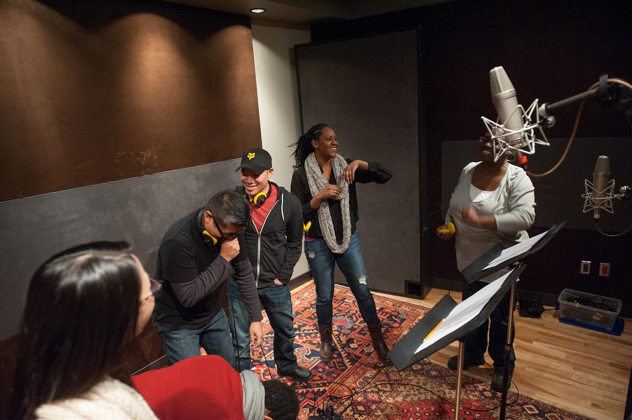 Christopher Luk 2013 - Revolution Recording - Day 5 Studio C 002