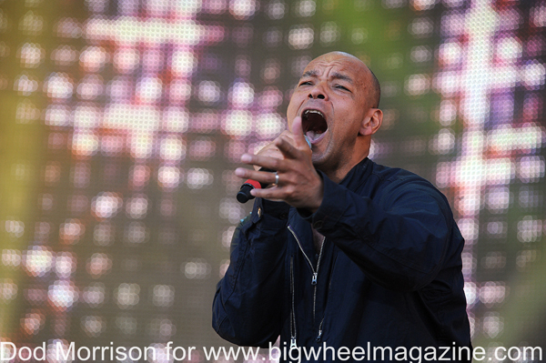 Rewind Scotland Festival - at Scone Palace - Perth, Scotland, UK - July 19 and 20, 2014