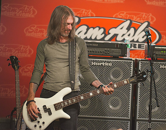 Rex Brown