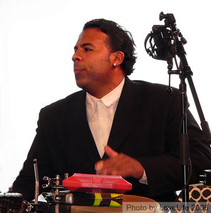 - Reinaldo Dejesus Corchado - was born in Barrio Obrero, Santurce, Puerto Rico. He studied at Escuela Libre de Musica, the University of Puerto Rico and the Conservatory of Music of Puerto Rico. He has performed with salsa singers Charlie Cruz, Obie Bermudes Rey Ruiz and more. Reinaldo also worked with Latin Jazz musicians Humberto Ramirez and Julio Alvarado, among others and throughout the U.S. and Europe.