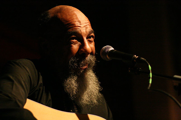 Richie Havens, Jazz Cafe Feb 2006<br /> ©Amanda Coplans