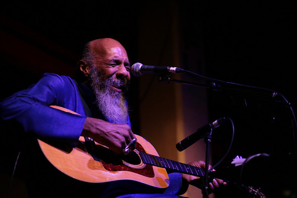 Richie Havens @ Jazz Cafe <br /> ©Amanda Coplans