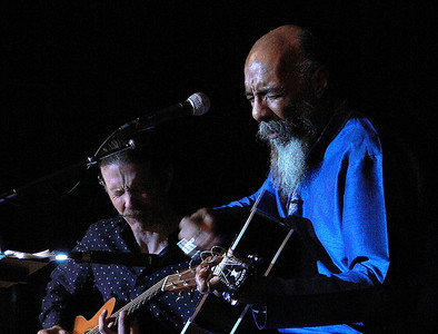 Walter Parks and Richie Havens.