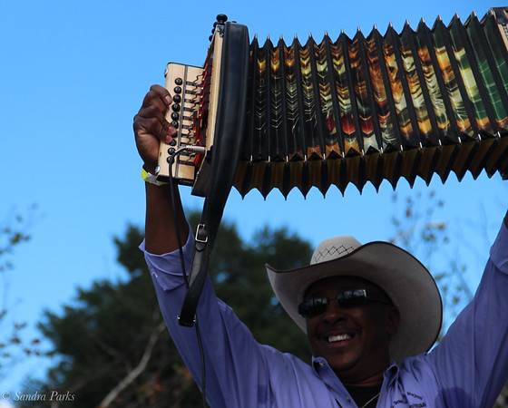 Leroy Thomas and the Zydeco Roadrunners