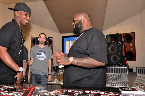 Rick Ross Maybach Music Group Listening Party