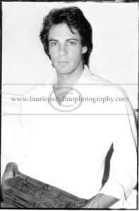 "RS_104 Musician and actor (""General Hospital"" ""Californication"") Rick Springfield in New York City 09/11/1981"