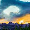 San Juan Sunrise over Telluride