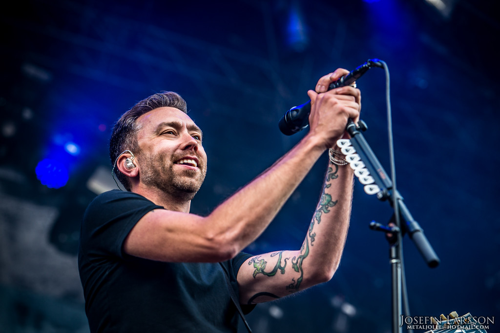 Rise Against - Copenhell 2015