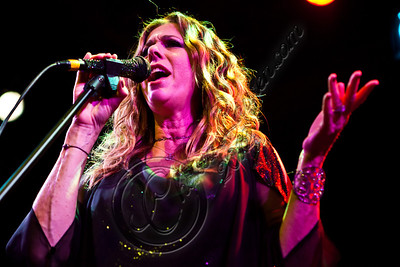 WEST HOLLYWOOD, CA - MAY 04:  Singer Rita Wilson performs at Troubadour on May 4, 2012 in West Hollywood, California.  (Photo by Chelsea Lauren/WireImage)