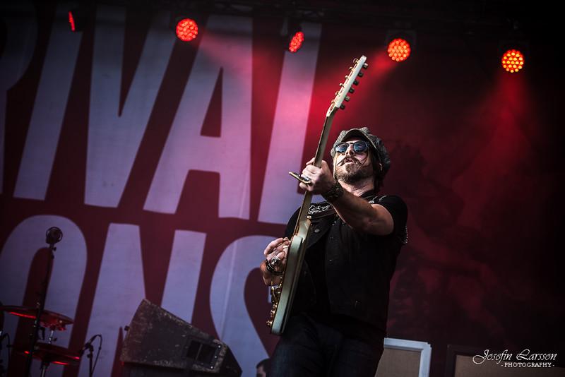 Rival Sons at Malmö Festivalen 2015