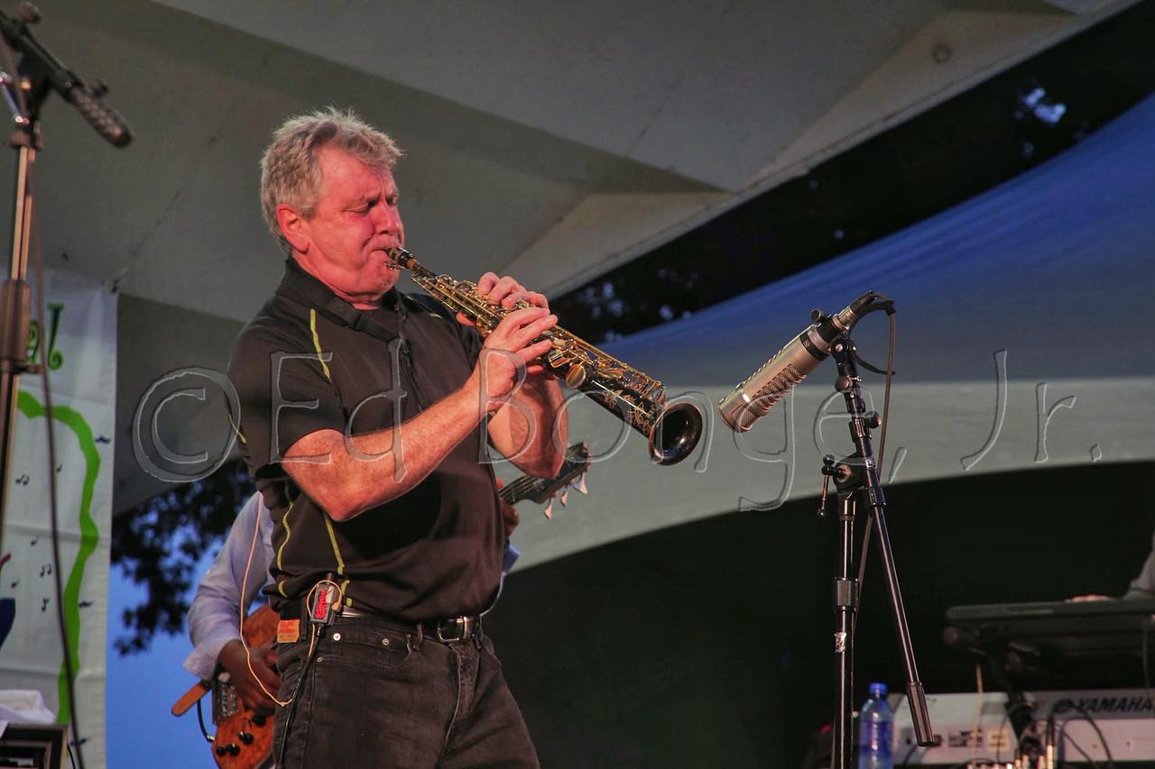 Jay Beckenstein, band leader for Spyro Gyra.
