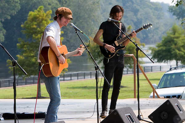 River Rock 2006