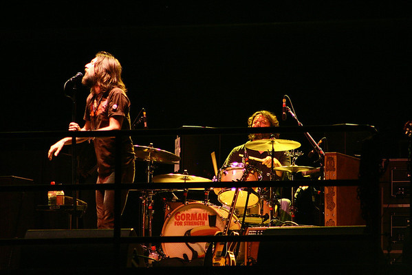 The Black Crowes perform at Riverbend 2008, Chattanooga, Tennessee. © 2008 Joanne Milne Sosangelis. All rights reserved.