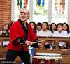 Tamashii Taiko Drummers & School of Taikodo