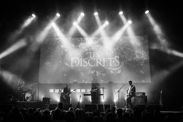 Les Discrets